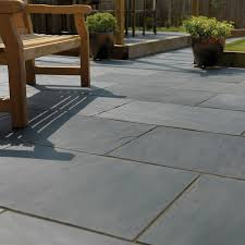 Patio Pointing Compound Pavestone Black Kadapha Paving Slabs Paving Superstore