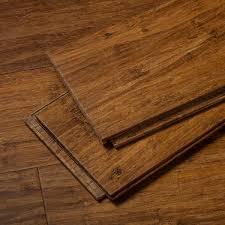 brushed stiletto strand bamboo floor