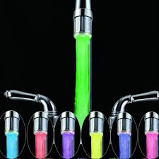 Led Kitchen Faucets Led Faucet Water Power Generator Led Faucet Water Power Generator