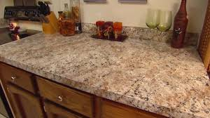 how to apply faux granite kitchen countertop paint today u0027s homeowner