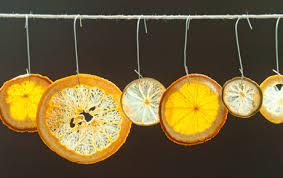 citrus ornaments whole foods market