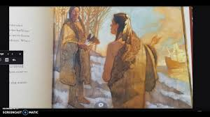squanto s journey the story of the thanksgiving