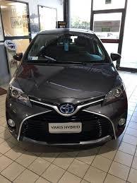 portiere auto usate auto usate toyota yaris ibrida 1 5 hybrid 5 porte business