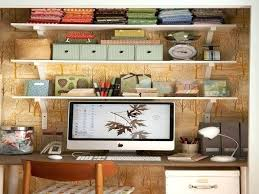 Home Office Desk Organization Ideas Home Office Closet Ideas Office Closet Organizer Small Desk