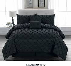 cool black bed sheets 10 melia black bed in a bag set