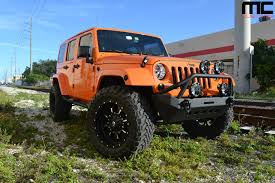 best jeep wrangler rims lifted jeep wrangler on fuel wheels and toyo tires by mc customs