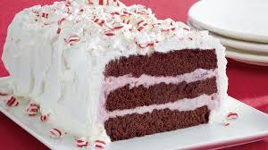 peppermint ice cream cakes recipe bettycrocker com