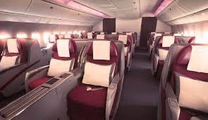Boeing 777 Interior Qatar Airways Boeing 777 Qatar Airways