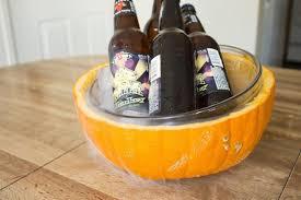 halloween food hacks how to make a bubbling brewing pumpkin