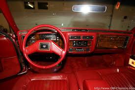1989 Corvette Interior Cadillac Brougham Interior Gallery Moibibiki 5