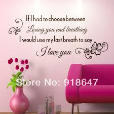 search on aliexpress com by image sia wholesale new high quality english love quotes wall stickers