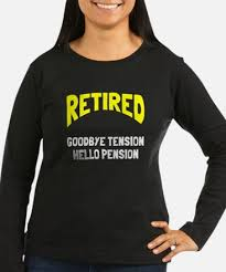 goodbye tension hello pension t shirt goodbye tension hello pension gifts merchandise goodbye