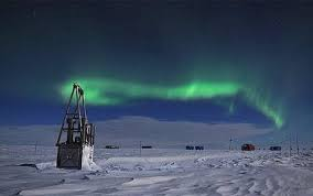 The Southern Lights Stunning Southern Lights Images Revealed By Antarctica Chef