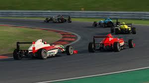 formula 4 car bsimracing
