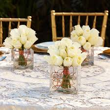 white centerpieces image result for http www premiumblooms vase