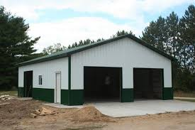 Dutchway Pole Barns Pole Barn Garage My 30x40 Pole Barn Garage Pics The Garage