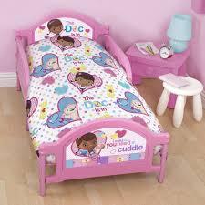 Doc Mcstuffins Toddler Bed Set Bedding Toddler Bedding Sets For In Pink And Green