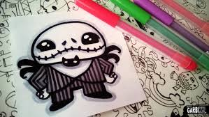 pictures of halloween monsters halloween drawings how to draw cute monsters 2 by garbi kw