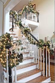 25 unique stair garland ideas on bannister