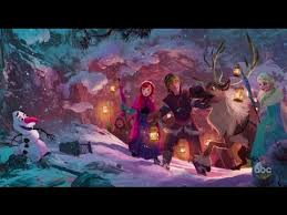 olaf u0027s frozen adventure