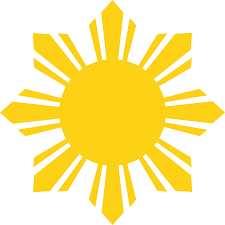 file flag of the philippines cropped sun svg wikimedia commons
