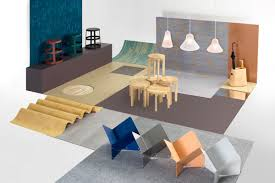 American Furniture Rugs Brooklyn Design Studio Good Thing Launches Furniture Rugs And