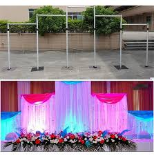 wedding backdrop kits sale 116 best pipe and drape system images on tents tent