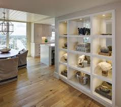 innovative open wall shelving best 25 room divider shelves ideas