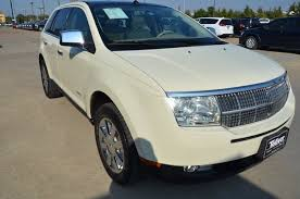 2007 Lincoln Mkx Interior 50 Best 2007 Lincoln Mkx For Sale Savings From 3 219