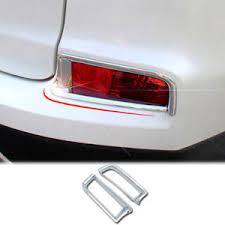 2016 honda crv fog lights chrome rear bumper fog light l cover styling kit for honda cr v
