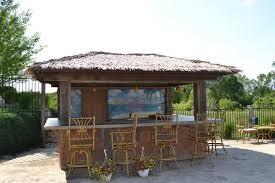 Tiki Outdoor Furniture by Garden Design Garden Design With Tropical Tiki Bars Nj Tiki Bar