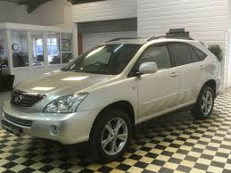 lexus rx 400h sport used lexus rx 400h 3 3 sr 5dr cvt auto 2 local owners for sale in