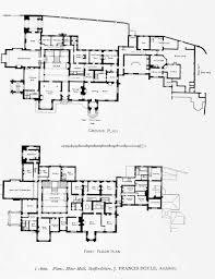 floor plans of castles baby nursery baroque house plans design for a particulier paris