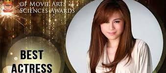 tony gonzaga hair styles toni gonzaga hailed as best actress at 63rd famas awards chisms net