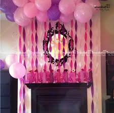 tissue streamers 25m 4 5cm tissue paper garland wedding decorations paper streamers