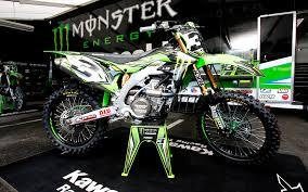 kawasaki motocross bike monster energy sx factory bikes eli tomac u0027s kawasaki kx450f