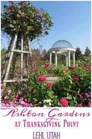 ashton gardens of thanksgiving point postcards passports