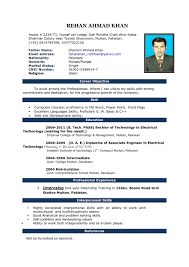Truck Driver Resume Example by Driver Resume Format Doc Click Here To Download My Cv In Word