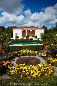 New Zealand Botanical Gardens Italian Renaissance Garden Hamilton Gardens Hamilton Waikato