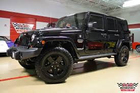 2012 for sale 2012 jeep wrangler unlimited call of duty mw3 stock m5287 for