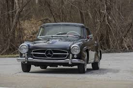 mercedes rally 1962 mercedes benz 190sl for sale 1962458 hemmings motor news