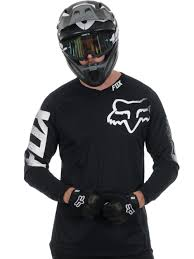black motocross jersey clothing silk picture more detailed picture about free shipping