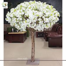 Cherry Blossom Tree Centerpiece by Uvg Chr038 High Simulation Cherry Blossom Mini Trees Table