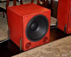18 inch subwoofer home theater 18 inch pa465s subwoofer build techtalk speaker building audio