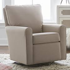 swivel glide chair best chairs cameron swivel glider clay babies r us
