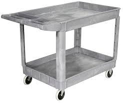 Industrial Kitchen Cart by Amazon Com Maxworks 40108 Industrial Polypropylene Service Cart