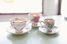 Handmade Tea Cups - 9 cool ways to repurpose vintage tea cups and saucers