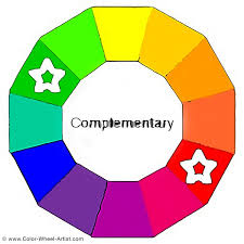 color wheel schemes complementary colors the color theory and practical painting tips