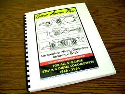 gilbert american flyer steam and diesel wiring diagrams