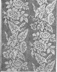 Crochet Lace Curtain Pattern Crochet Curtain Pattern Crochet Patterns